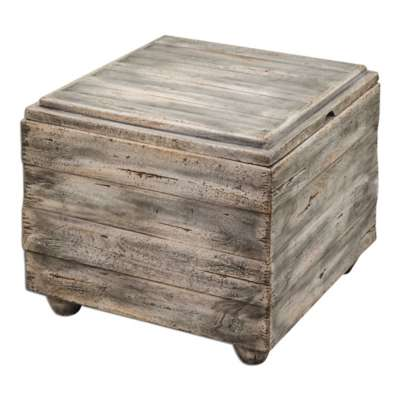 Picture for Avner Cube Table by Uttermost