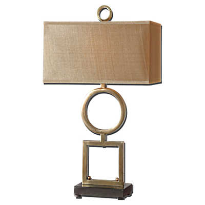 Picture of Rashawn Coffee Bronze Table Lamp
