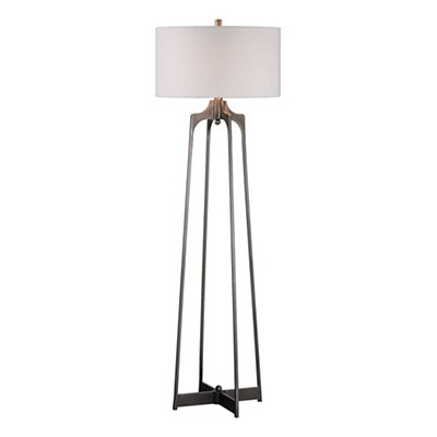 Adrian floor lamp by uttermost smart furniture picture of adrian floor lamp by uttermost mozeypictures Gallery