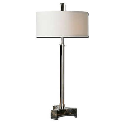 Picture of Dazio Chrome Buffet Lamp