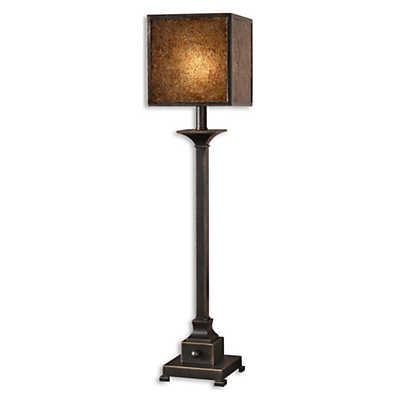 Picture of Meora Rustic Bronze Buffet Lamp