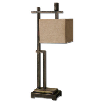 Picture of Porano Dark Bronze Buffet Lamp