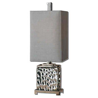 Picture of Bashan Nickel Lamp