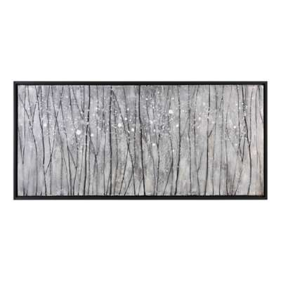 Picture for Snowfall Wall Art by Uttermost