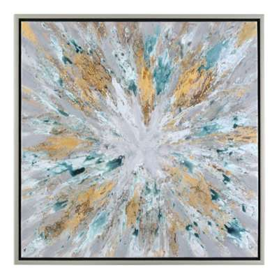 Picture for Exploding Star Wall Art by Uttermost