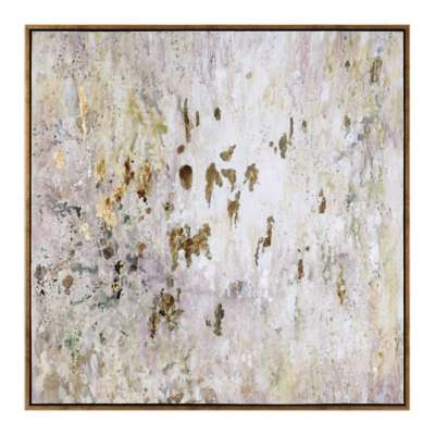 Picture for Golden Raindrops Wall Art by Uttermost