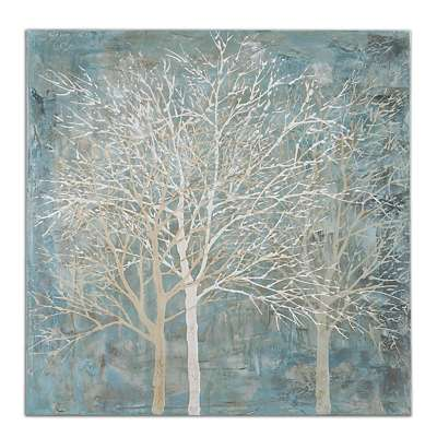 Picture for Muted Silhouette Wall Art by Uttermost