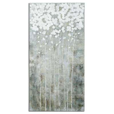 Picture for Cotton Florals Wall Art by Uttermost