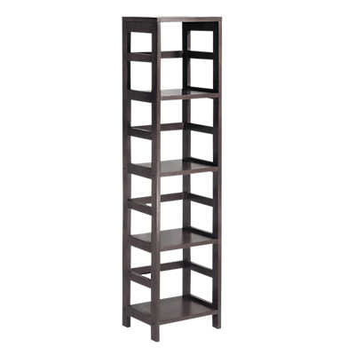 Picture of Brainerd 4-Tier Bookshelf by Smart Furniture