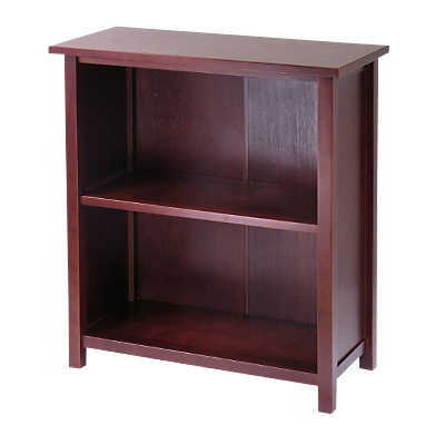 Picture of Fort Wood Short Bookcase by Smart Furniture