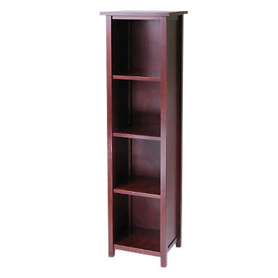 Picture of Fort Wood Tall Bookcase by Smart Furniture