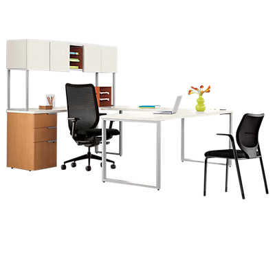Picture of Voi U-Shaped Workstation by Hon