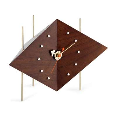 Picture for Nelson Diamond Desk Clock by Vitra