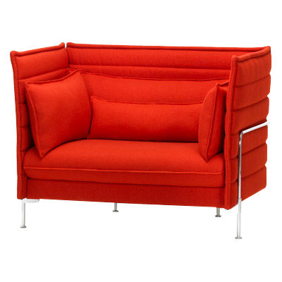 Picture of Alcove Love Seat by Vitra