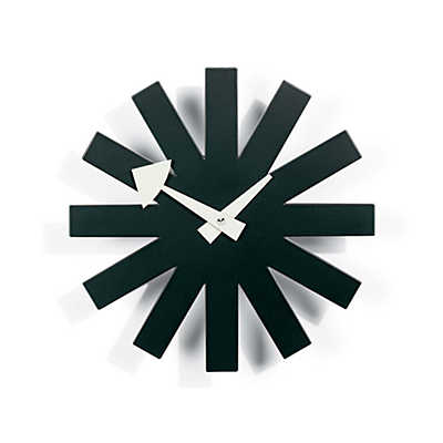 Picture of Nelson Asterisk Clock