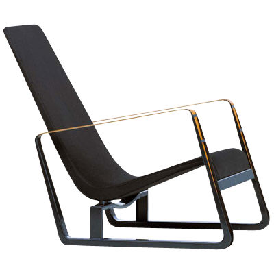 Picture of Cite Chair, Black Frame by Vitra