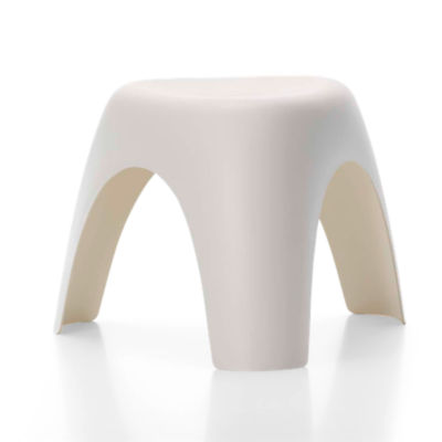 VIELEPSTOOL-CREAM: Customized Item of Elephant Stool by Vitra (VIELEPSTOOL)