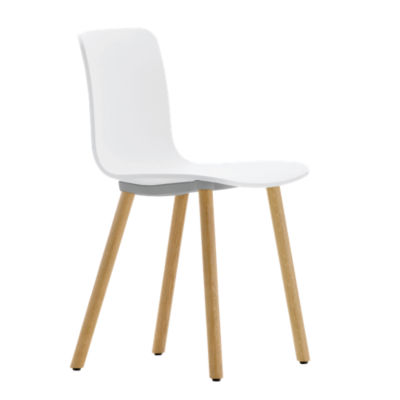 Picture of HAL Wood Chair by Vitra
