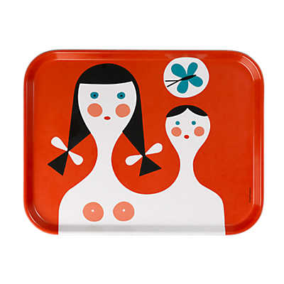 Picture of Mother and Child Classic Serving Tray by Vitra