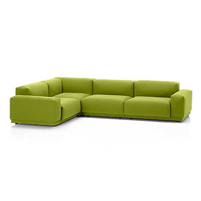 Picture of Place Sofa Four Seater, Corner Configuration by Vitra