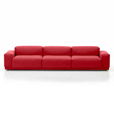 Picture of Place Sofa Three Seater by Vitra