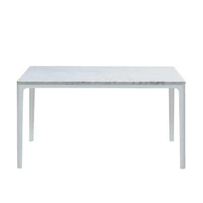 Picture of Plate Table with Marble by Vitra