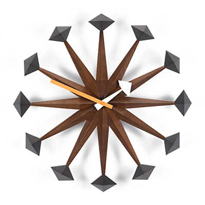 Picture of Nelson Polygon Clock by Vitra