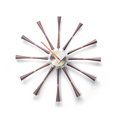 Picture of Nelson Spindle Clock by Vitra