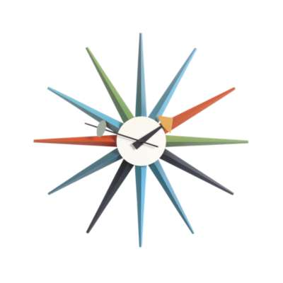 Picture for Nelson Sunburst Clock by Vitra