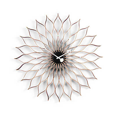 Picture of Nelson Sunflower Clock by Vitra