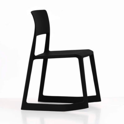 VITIPTON-STONE WHITE: Customized Item of Tip Ton Chair by Vitra (VITIPTON)