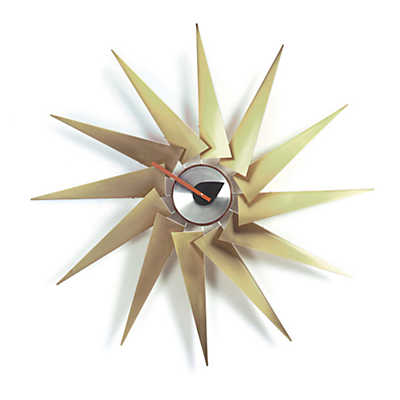Picture of Nelson Turbine Clock by Vitra