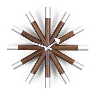 Picture of Nelson Wheel Clock by Vitra