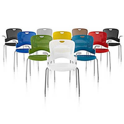 On SaleHerman Miller Caper Stacking Chair  Molded Seat   Smart Furniture. Herman Miller Caper Multipurpose Chair. Home Design Ideas