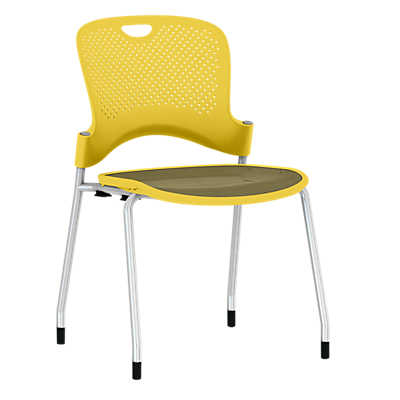 Picture of Caper Stacking Chair with FlexNet Seat by Herman Miller