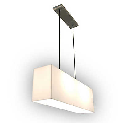 Picture of Acrylic Hanging Lamp by Gus Modern
