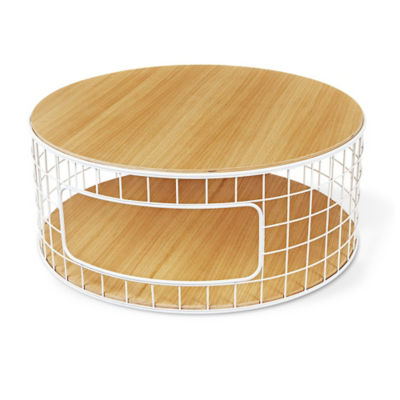 Picture of Wireframe Coffee Table by Gus Modern