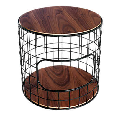 Picture of Wireframe End Table by Gus Modern