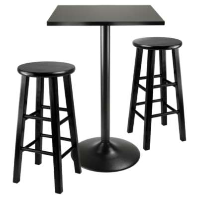 Picture for Halley 3-Piece Pub Table Set
