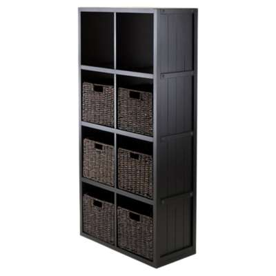 Picture for Stuart 4 x 2 Cube Shelf with 6 Baskets