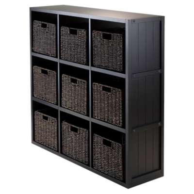 Picture for Stuart 3 x 3 Cube Shelf with 9 Baskets