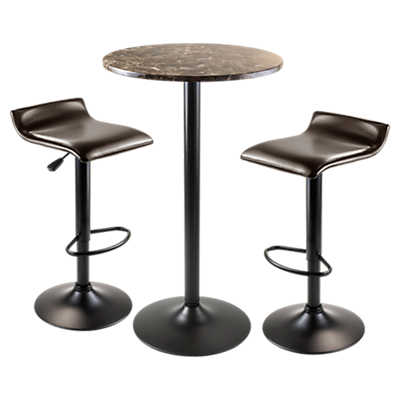 Picture of Mallory 3-Piece Pub Table Set