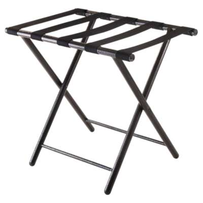 Picture for Tavin Luggage Rack with Folding Straight Leg