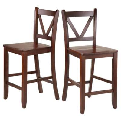Picture for Garber 2-Piece Counter Stools