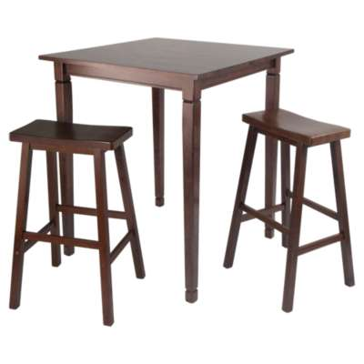 Picture for Stockton 3-Piece High Table Set with Saddle Stools