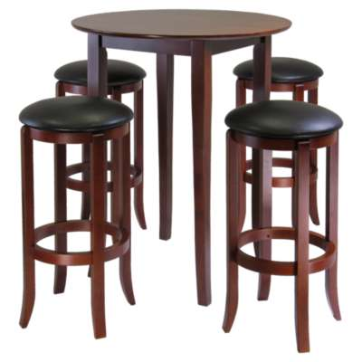Picture for Dominique 5-Piece High Table Set