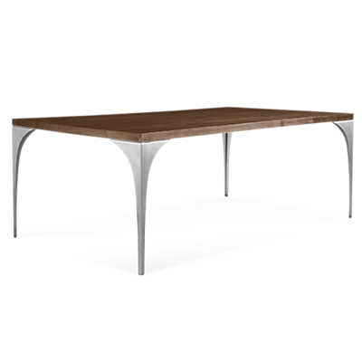 Picture of Grace Rectangular Dining Table by Saloom
