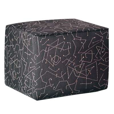 Picture for Large Cube Ottoman by Younger