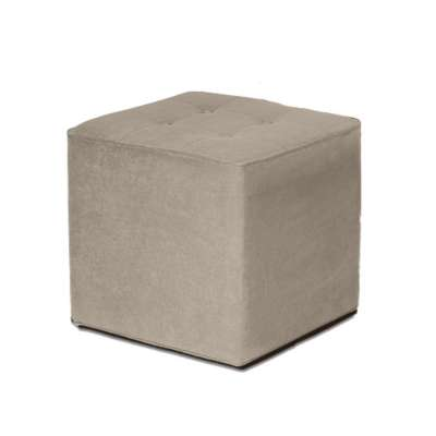 Picture for Tufted Cube Ottoman by Younger