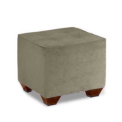 Picture of Tufted 4-Leg Ottoman by Younger